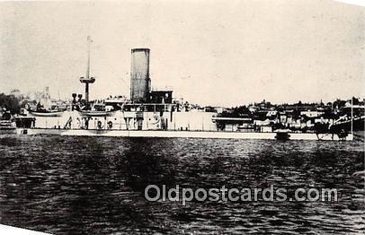 Reproduced from Original Photo USS Monterey BM-6 San Diego Unused