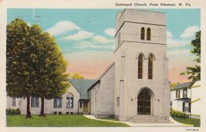 POINT PLEASONT, West Virginia, 1956 ; Episcopal Church