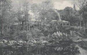 Vermont Rutland Long Trail Lodge Albertype