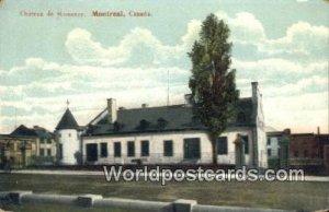 Chateau de Ramesay Montreal Canada Unused