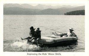 Humor - Improving the kids' motor skills