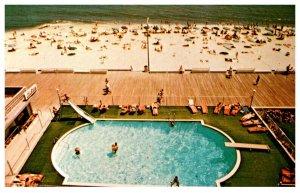 Delaware Rehoboth Beach Atlantic Sands Motel
