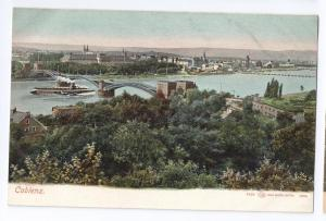 Coblenz Koblenz Germany UDB c 1904