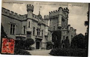 CPA Auvergne Pittoresque-Env. d'ISSOIRE-Le Chateau de la Graugefort (220660)