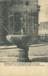 Gansemannchen Murnberg Germany Unused