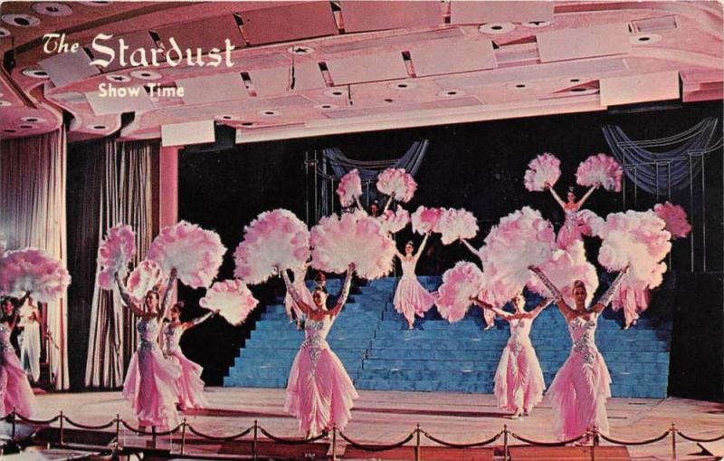 Nevada  Las Vegas, The Stardust Hotel Show Girls