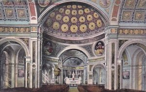 Interior Of The Cathedral Baltimorere Missouri