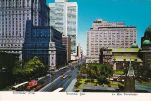 Canada Montreal Dorchester Street