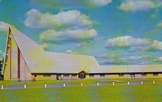 Wisconsin Hayward First Lutheran Church