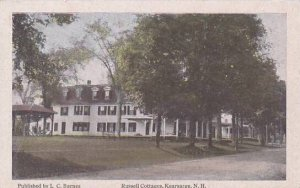New Hampshire Kearsarge Russell Cottages