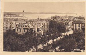 Tunisia Bizerte Vue vers le Canal