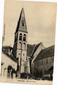 CPA Ferriéres-Eglise St-Pierre (264829)