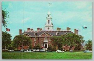 Dover Delaware~New State House~Vintage Postcard