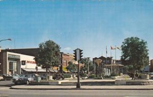 Montreal Bank, Gountains, Store Fronts, JOLIETTE, Quebec, Canada, 40-60's