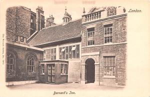 London United Kingdom, Great Britain, England Barnard's Inn London Barnard's Inn