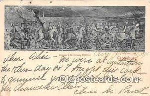 Chaucer's Canterbury Pilgrims Canterbury 1901