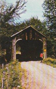 Covered Bridge Gunn Bridge To Be Eliminated Vermont