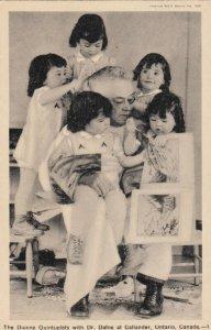 Dionne Quintuplets (Yvonne, Marie, Cecile, Annette, Emilie),Callander, 1930s #11