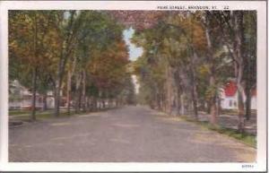 VT Brandon Park Street