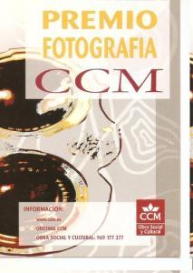 Postal 047311 : Premio Fotografia CCM Obra Social y Cultural
