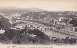Vue Generale De Vaise Et De Serin, Lyon (Rhone), France, 1900-1910s