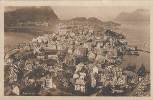 RP: Aalesund , Norway , PU-1925