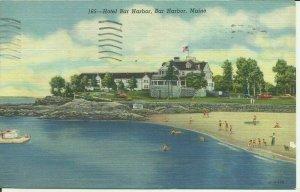 Bar Harbor, Maine, Hotel Bar Harbor