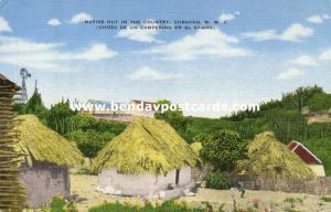 curacao, N.W.I., Native Hut in the Country (1940s) Bethencourt 7705N