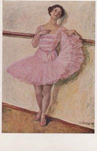 Otto Sebalt ; Ballet Dancer , 00-10s
