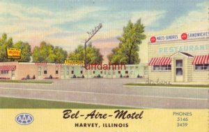 BEL-AIRE MOTEL on U.S. #6 HARVEY, IL