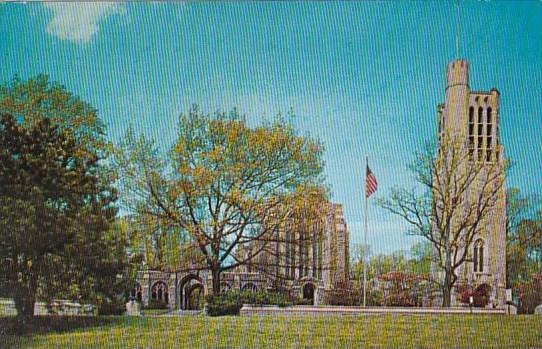 Washington Memorial Chapel And Bell Tower Valley Forge Pennsylvania