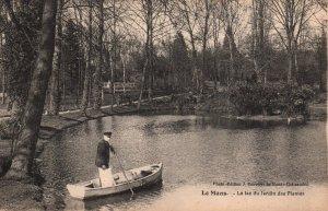 Le Lac du Jardin des Plantes,Le Mans,France BIN