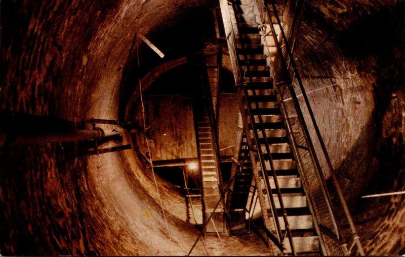 Kansas Greensburg World's Largest Hand Dug Well