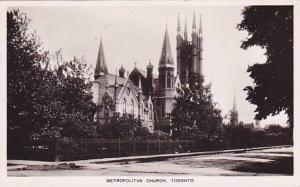 RP, Metropolitan Church, Toronto, Ontario, Canada, PU-1911