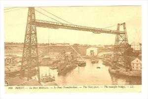 BREST , France , 00-10s : Le Pont Militaire