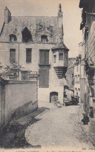 Saumur (Maine et Loire), France, 1900-1910s ; Le Rue Duplessis-Mornay