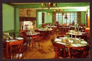 NJ King George Inn Restaurant MOUNT BETHEL NEW JERSEY