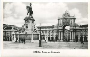 Postal-Postcard 17308: LISBOA - Prasa do Comercio
