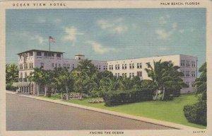 Florida Palm Beach Ocean VIew Hotel