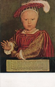 11796 National Gallery of Art Portrait, Edward VI as a Child