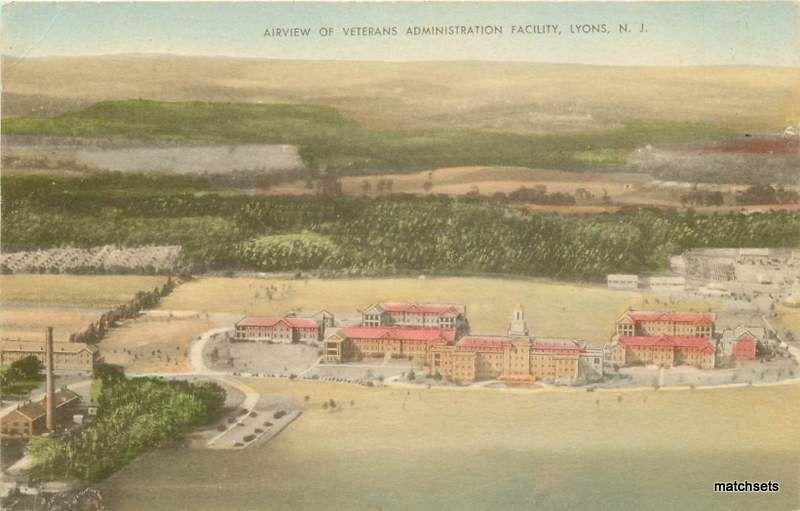 Airview Veterans Administration Facility POSTCARD 12276 Mayorose