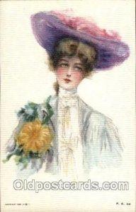 Maud Humphrey Postcard Post Card unused
