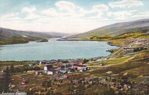 SWEDEN, 1900-1910s; Aredalen