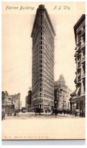 New York City ,Flatiron Building