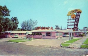 SUN TAN MOTEL Fourth St North ST. PETERSBURG, FL.