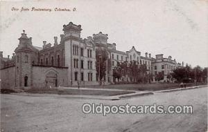 Ohio State Pentitntiary Columbus, Ohio USA Prison Postcard Post Card Columbus...
