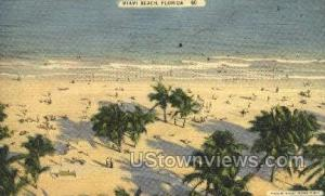 Miami Beach, Florida, FL, Miami Beach FL 1949