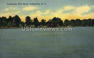 Community Club House Jacksonville NC Unused