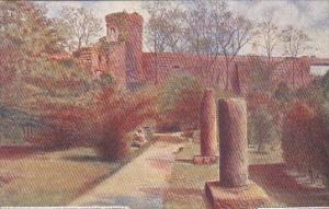Roman Remains, Water Tower Grounds, CHESTER, England, UK, 1900-1910s