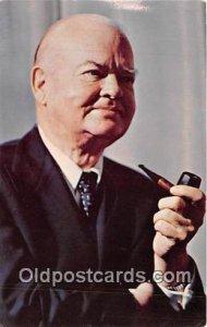 Herbert Hoover, 31st President West Branch, Iowa, USA Unused